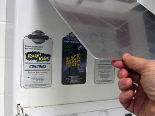 White River Herron Students Secret Condoms February 12 2009